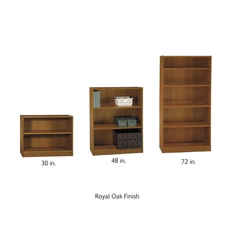 bush universal 5 shelf 72 bookcase bush universal collection 2 3 or 5 shelf bookcase royal