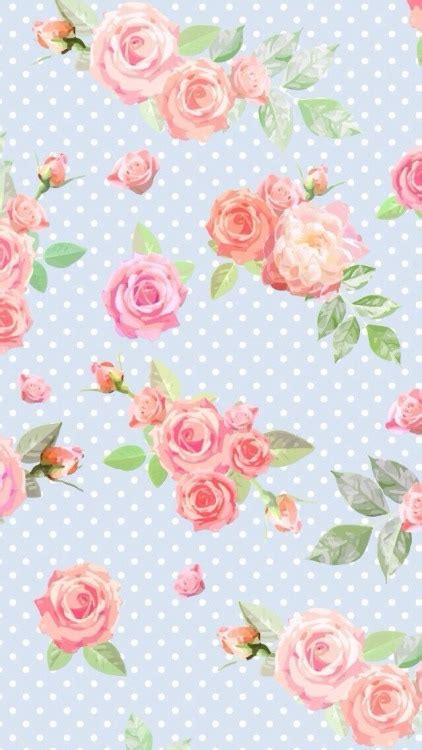 flower pattern on tumblr vintage floral pattern tumblr