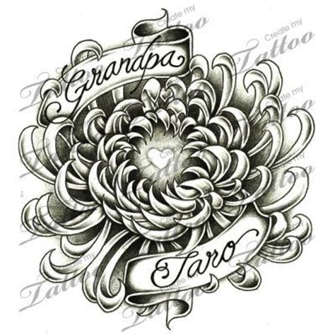 chrysanthemum tattoo designs 17 best ideas about november birth flowers on