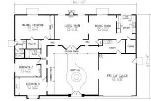 u shaped house plans with courtyard u shaped home house plans