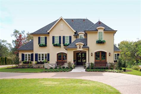 french country exterior design 25 country home exterior designs decorating ideas