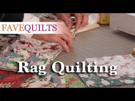 youtube tutorial quilting rag quilting tutorial youtube