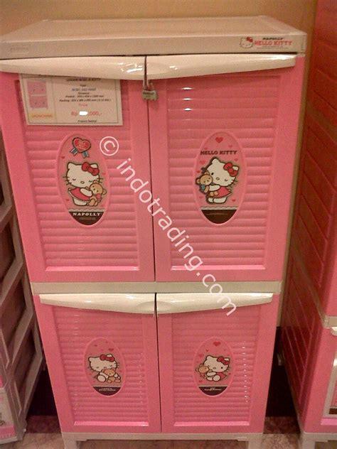 Lemari Plastik Napolly Winnie The Pooh jual lemari plastik napolly harga murah beli