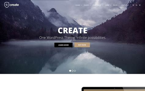 40 best parallax wordpress themes 2018 athemes