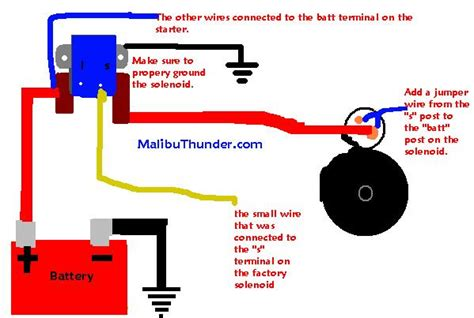 ford starter solenoid wiring diagram 36 wiring diagram