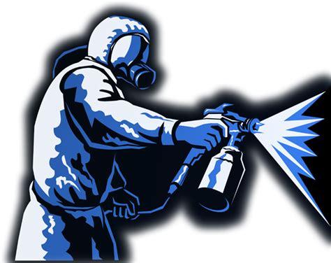 spray painter trades services btp paint spraying services