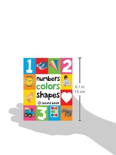 libro colors and shapes brighter libro numbers colors shapes di
