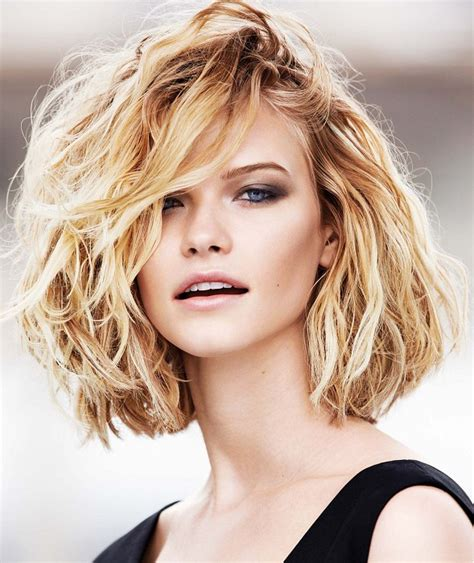 haircuts messy bob best curly bob hairstyle ideas for 2017 hairstyles 2018