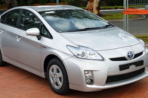 Toyota Prius Battery Toyota Lithium Ion Breakthrough Resets Research Ups