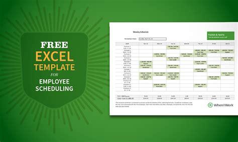 excel work schedule template weekly schedule in excel weekly work
