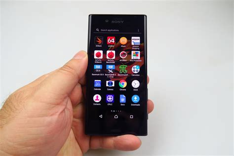 best sony compact sony xperia x compact review best small phone of the year