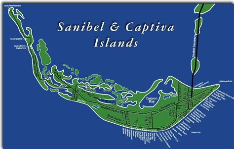 sanibel island map a sanibel captiva vacation connection rental properties page