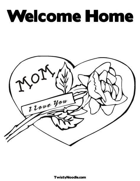 welcome coloring pages for toddlers free welcome home coloring pages coloring home