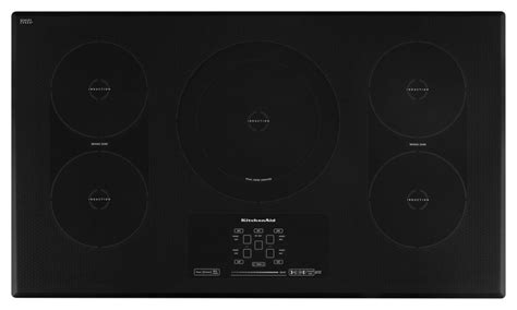induction cooktop 36 inch kitchenaid architect series ii 36 inch induction cooktop