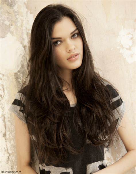 extra long hair styles extra long and healthy hair that moves freely
