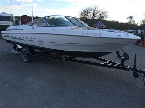 bowrider boats ratings maxum 210 bowrider boat 2000 for sale for 11 599 boats