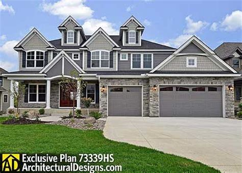 six bedroom house plan 73339hs storybook house plan with 4 to 6 bedrooms