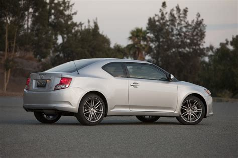 toyota announces changes for 2011 scion tc 171 road reality