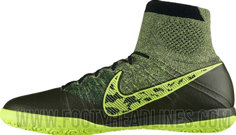 Nike Elastico Superfly grey volt nike elastico superfly 14 15 boot unveiled footy headlines
