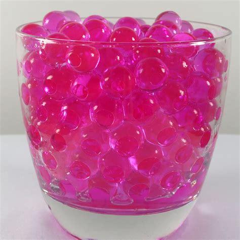 gel for vases 10g soil water pearls jelly balls wedding