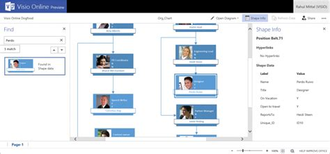 poster design visio access your diagrams from anywhere with microsoft visio online