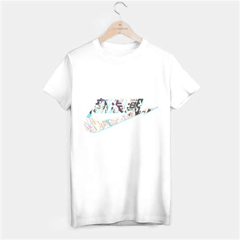Logo Anime Japan T Shirt japanese nike anime logo t shirt live heroes