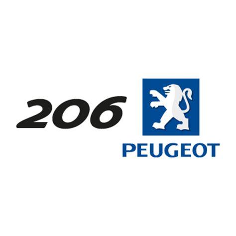 logo peugeot vector peugeot 206 vector logo free
