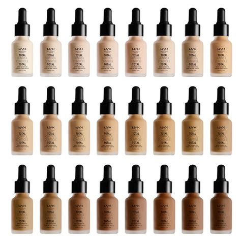 Jual Nyx Total Drop Foundation by Nyx Total Drop Foundation New And Authentic 24