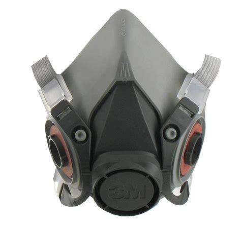 Masker Respirator 3m dust mask 6000 series half mask respirator ssd