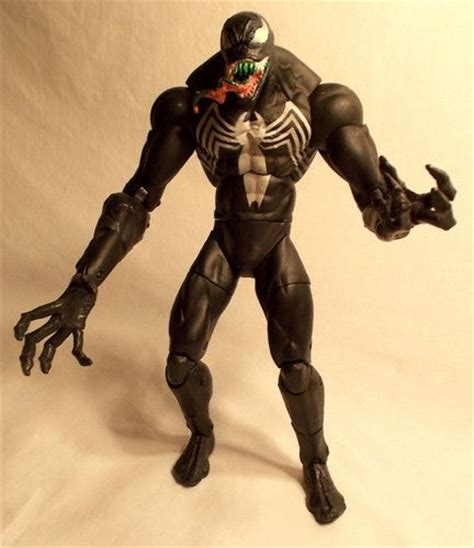 Figure Venom Marvel 2005 2005 biz marvel comics amazing spider 12 quot venom figure toys 2 vintage
