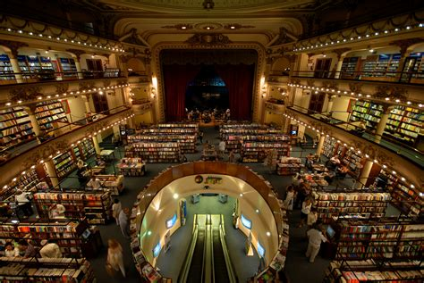 Best Bookshelves For Home Library by Uruguay In Photos El Ateneo Grand Splendid