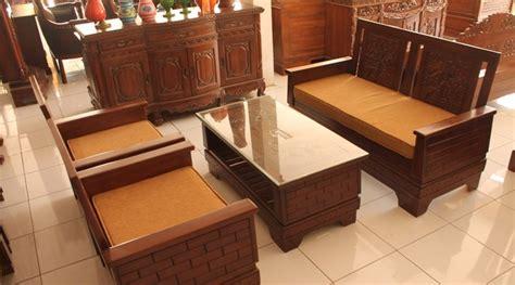 model kursi tamu sederhana kreasi terbaru furniture