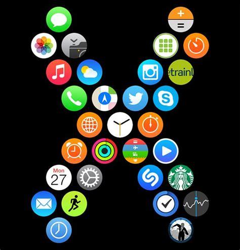 apple watch app layout on iphone l apple watch lib 232 re la cr 233 ativit 233 des utilisateurs fans