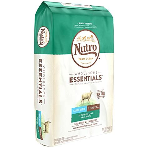 nutro puppy and rice nutro large breed food and rice 30 lbs animals pet supplies pet