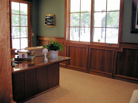 Home Office Cabinets Denver by Office On Pinterest Wainscoting Wainscoting Ideas And
