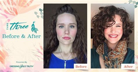 dress your truth type 4 with curly hair 39 best images about makeovers on pinterest short