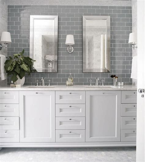 grey white bathroom tiles best 20 white tile bathrooms ideas on pinterest white