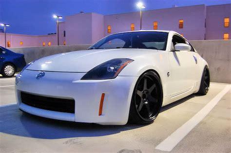 white nissan 350z custom pikes peak white nissan 350z autoevolution
