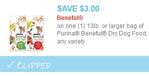 printable beneful dog food coupons 2015 beneful dry dog food 13lbs only 10 50 with price match