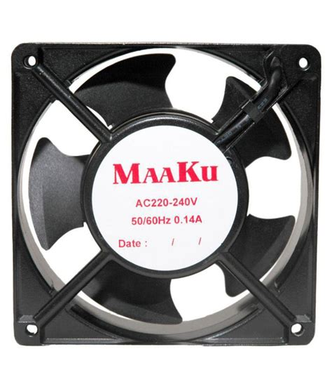 where can i buy a fan maa ku 100 ac12038 exhaust fan black price in india buy