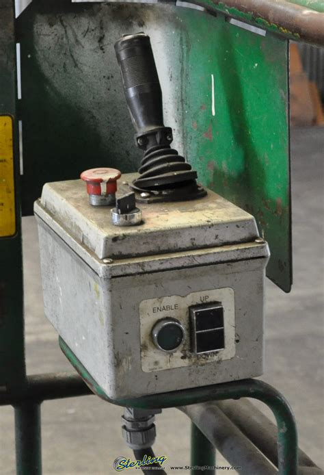 condor electric scissor lift sterling machinery