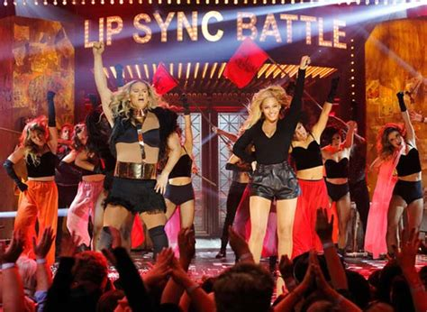 Lip Syncs Through Second Show by Beyonc 233 Y Channing Tatum 191 Qui 233 N Es Qui 233 N