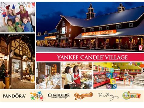 Yankee Candle South Deerfield by Yankee Candle Factory Stop Near Amerst Northton