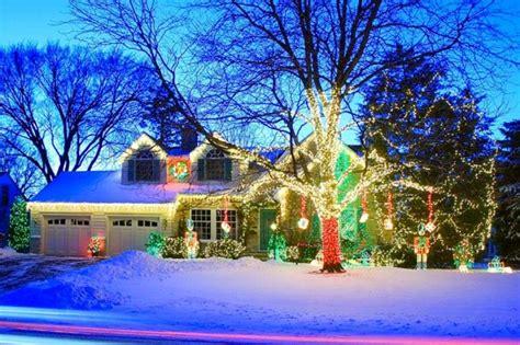 illuminate per natale addobbi natalizi americani foto 29 40 tempo libero