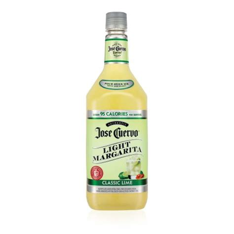 jose cuervo light margarita mix carbs cocktail mixers ketodb