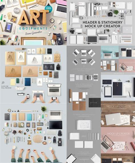 design mockups online free artistic design bundle 1000s of popular creative items