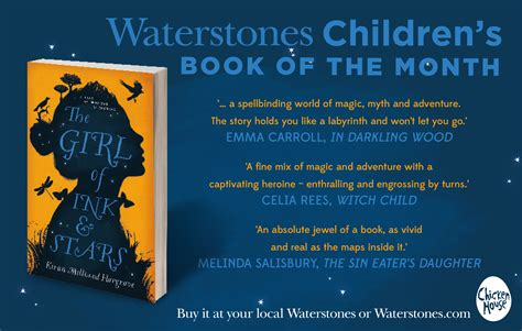 Waterstones Lit Book Of The Month by Kiran Millwood Hargrave Writer