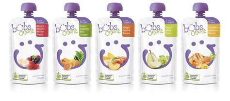 Bubs Organic Berry Banana Bircher Muesli modernized baby food pouches bubs organic