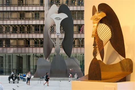 picasso paintings chicago model for picasso sculpture which could fetch 35 million