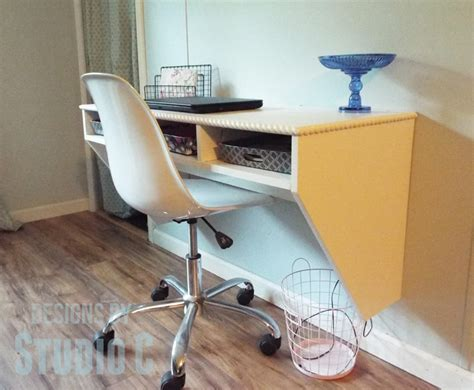 diy wall desk these 18 diy wall mounted desks are the space